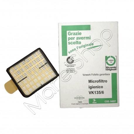 Microfiltro igienico VK135/136
