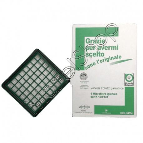 Microfiltro igienico VK130/131