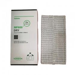 Confez. 2 panni pulizia a secco SP600/600S